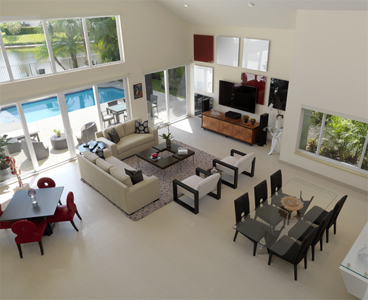 Contemporary Space Planning from Concept to Completion, Custom Art Details.