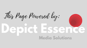 Website Managed by Depict Essence Media Solutions.