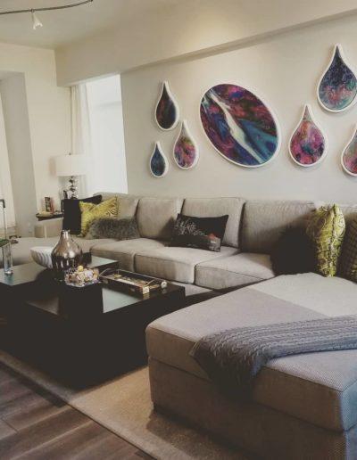 djid art living room